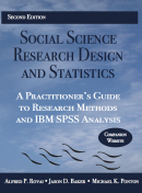 Social Science Research Design and Statistics Second Edition Cover